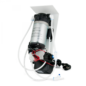 "The pump for household systems of reverse osmosis ""SVOD-BLU"""