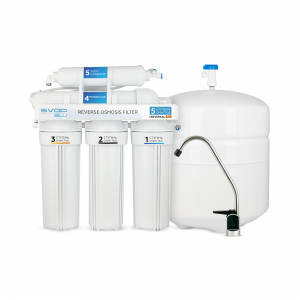 "The reverse osmosis filter ""SVOD-BLU"" UNIVERSAL Fe- (RO-5)"